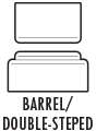 Barrel/Stepped Bushings Skateboard Bushings