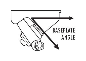Longboard Baseplate Angle