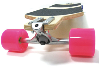 Longboard Skateboards and Cruisers