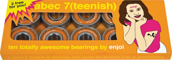 Enjoi Teenish Bearings