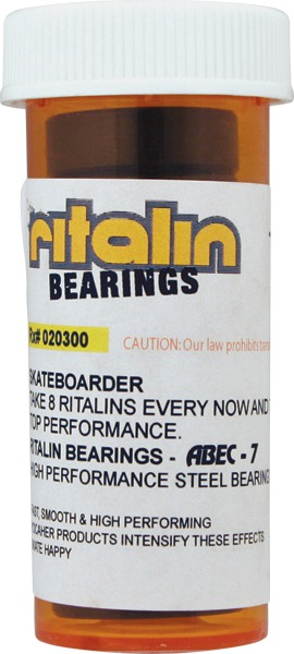 Ritalin Abec 7 Bearings