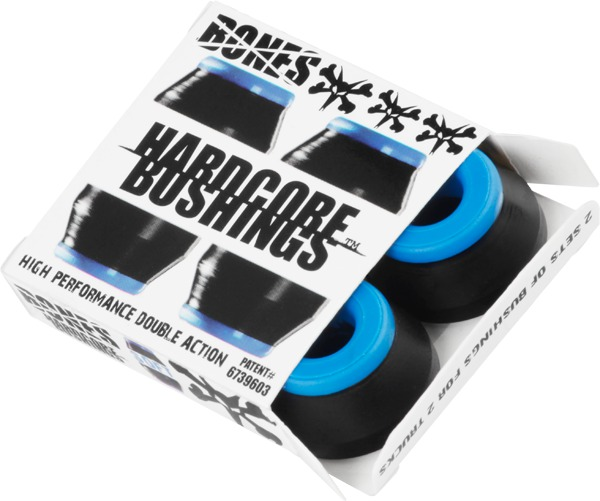 Bones Wheels Hardcore 81A Bushings