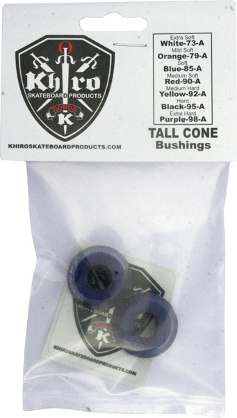 Khiro Tall Cone Soft Bushings