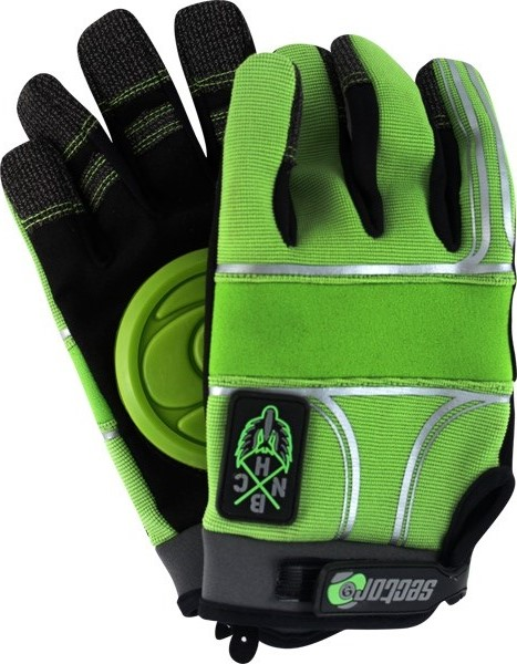 Sector 9 BHNC Slide Gloves Downhill Slide Gloves