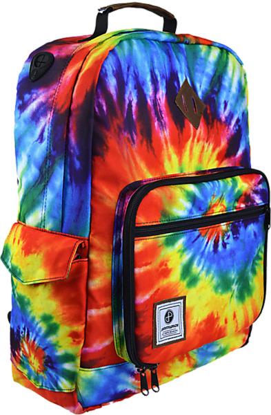 Tye Dye Grinder ~ Jammypack urbanpack backpack