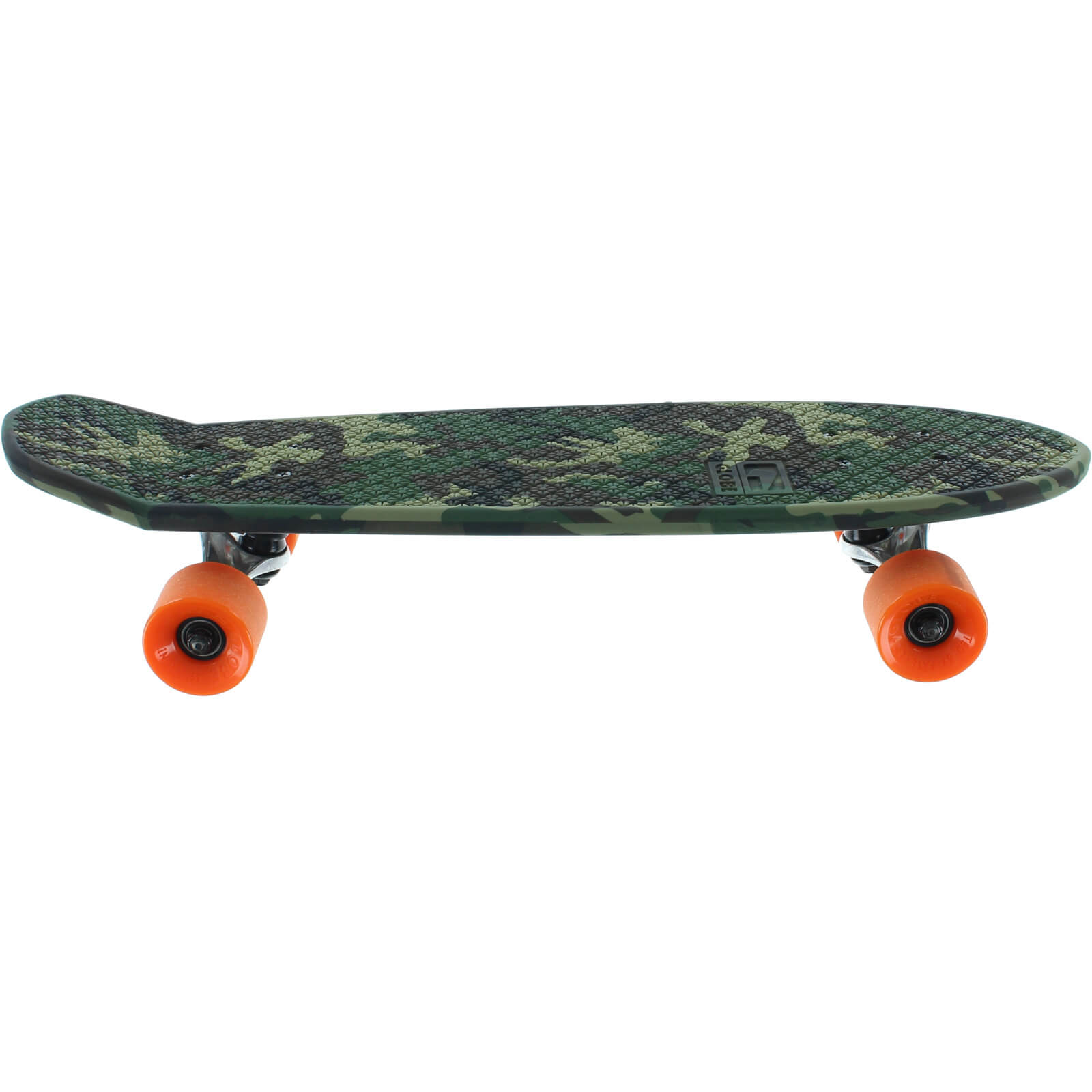 Globe Bantam Graphic Camo Orange Complete Skateboard 7