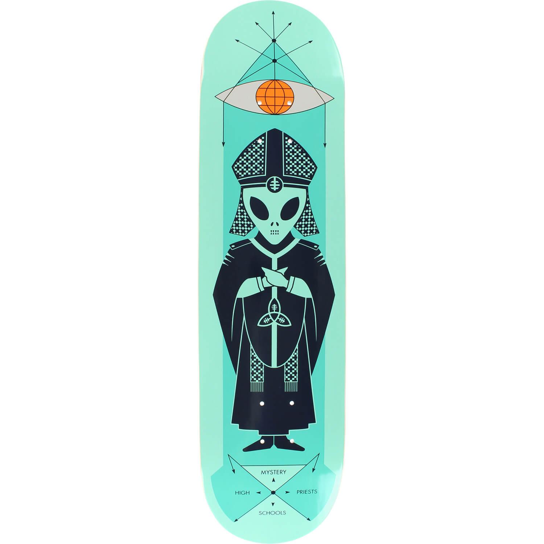Alien Workshop Skateboards High Priest Scholar Skateboard ...