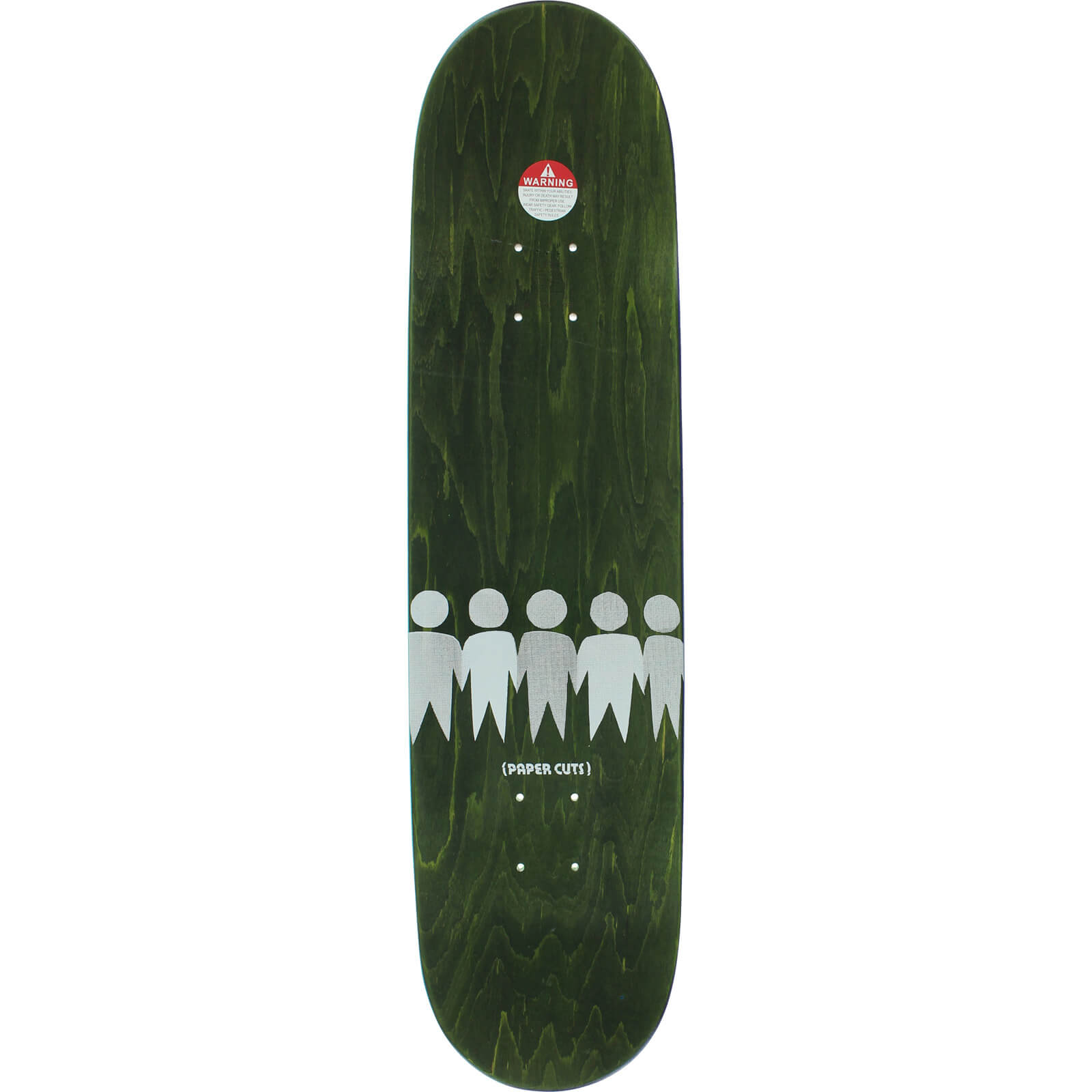 Alien Workshop Skateboards Paper Cuts Mountain Skateboard ...