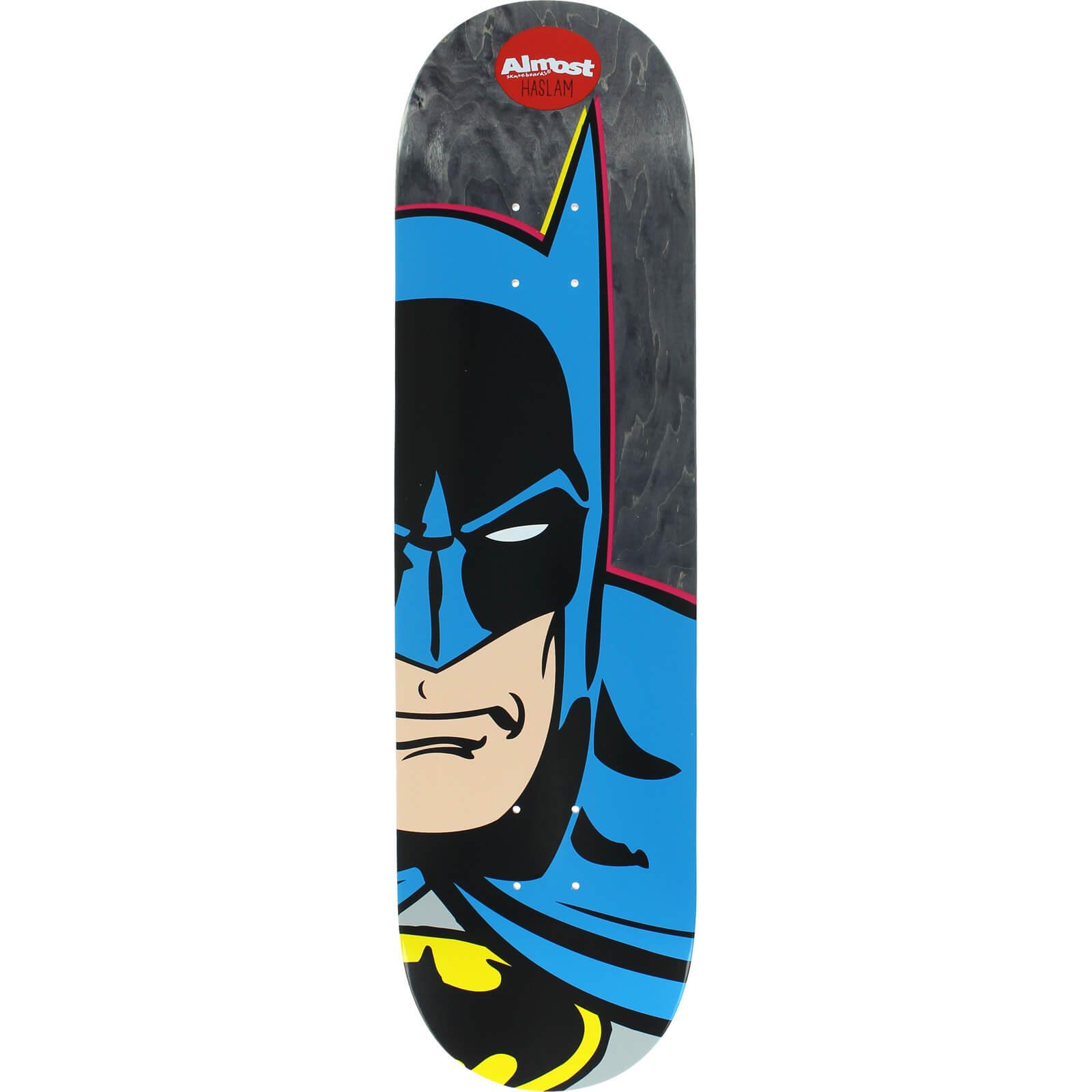 Almost Skateboards Batman Splitface Deck