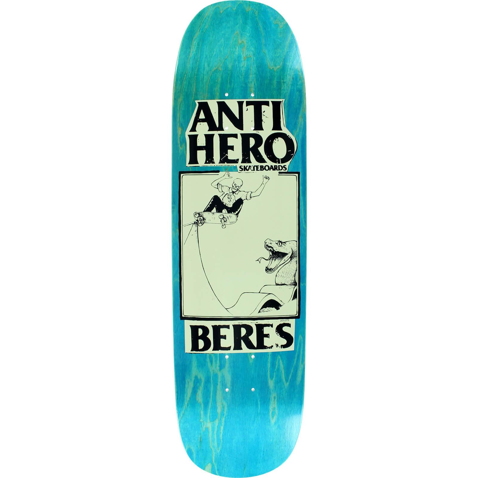 Anti Hero Skateboards Raney Beres Lance Mountain Guest Art