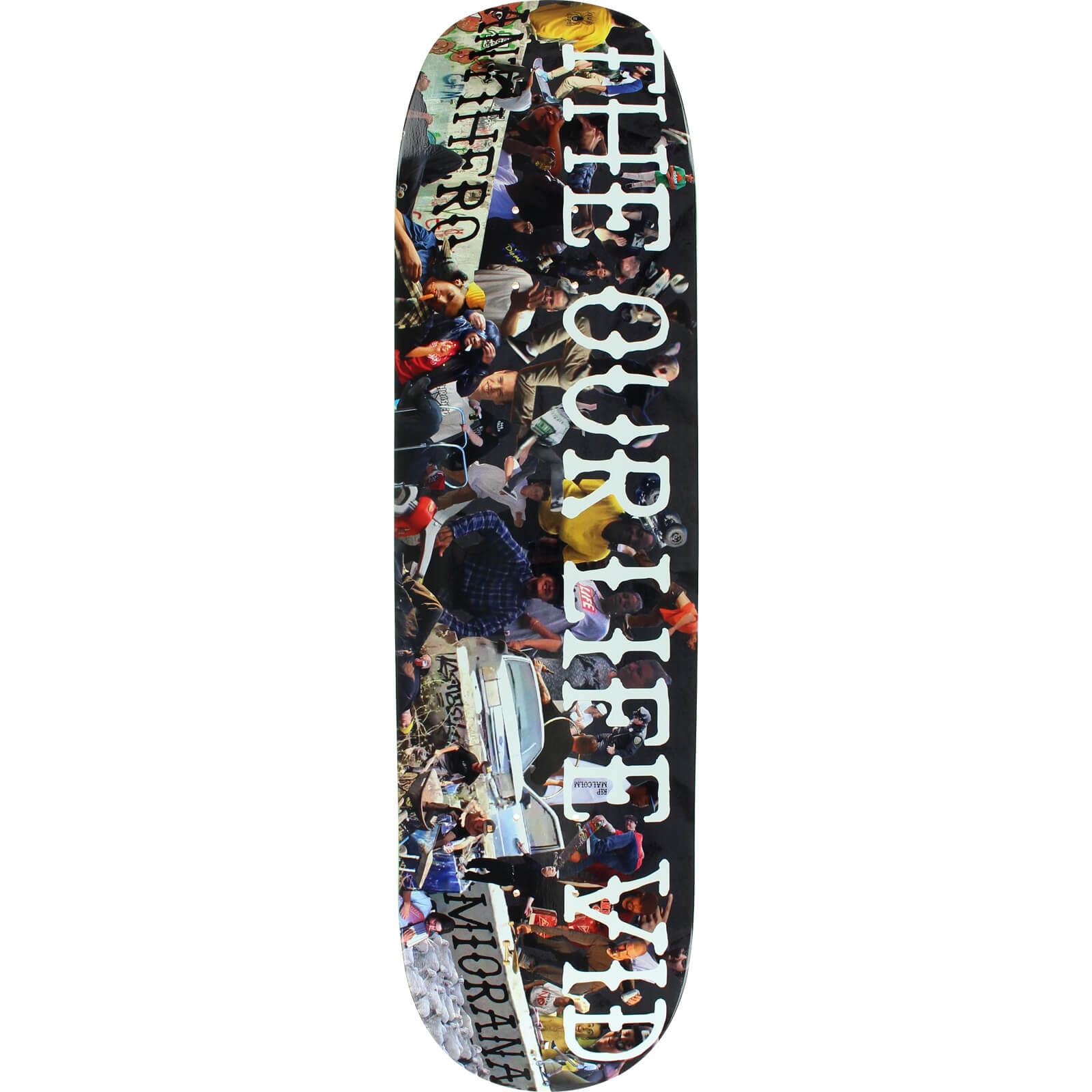 Anti Hero Skateboards Tony Miorana Our Life Vid Shovel
