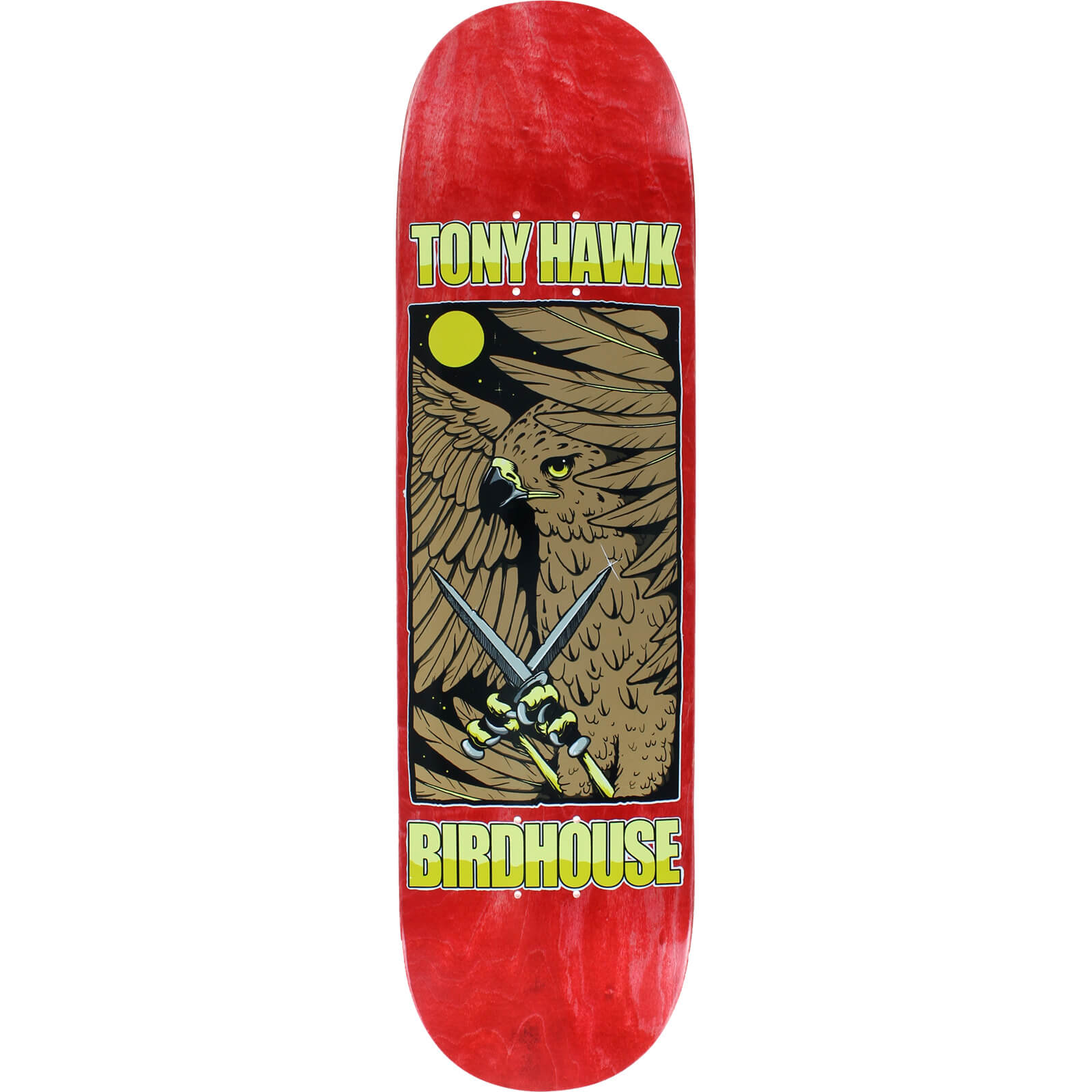 Birdhouse Skateboards Tony Hawk Knight Skateboard Deck 8