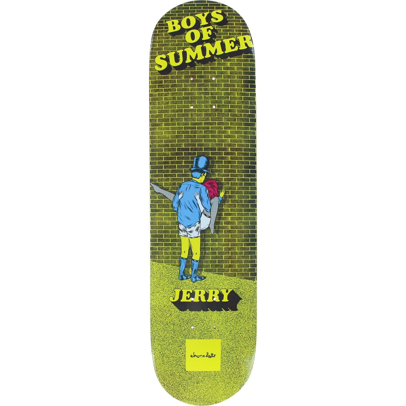 Chocolate Skateboards Boys Of Summer Deck