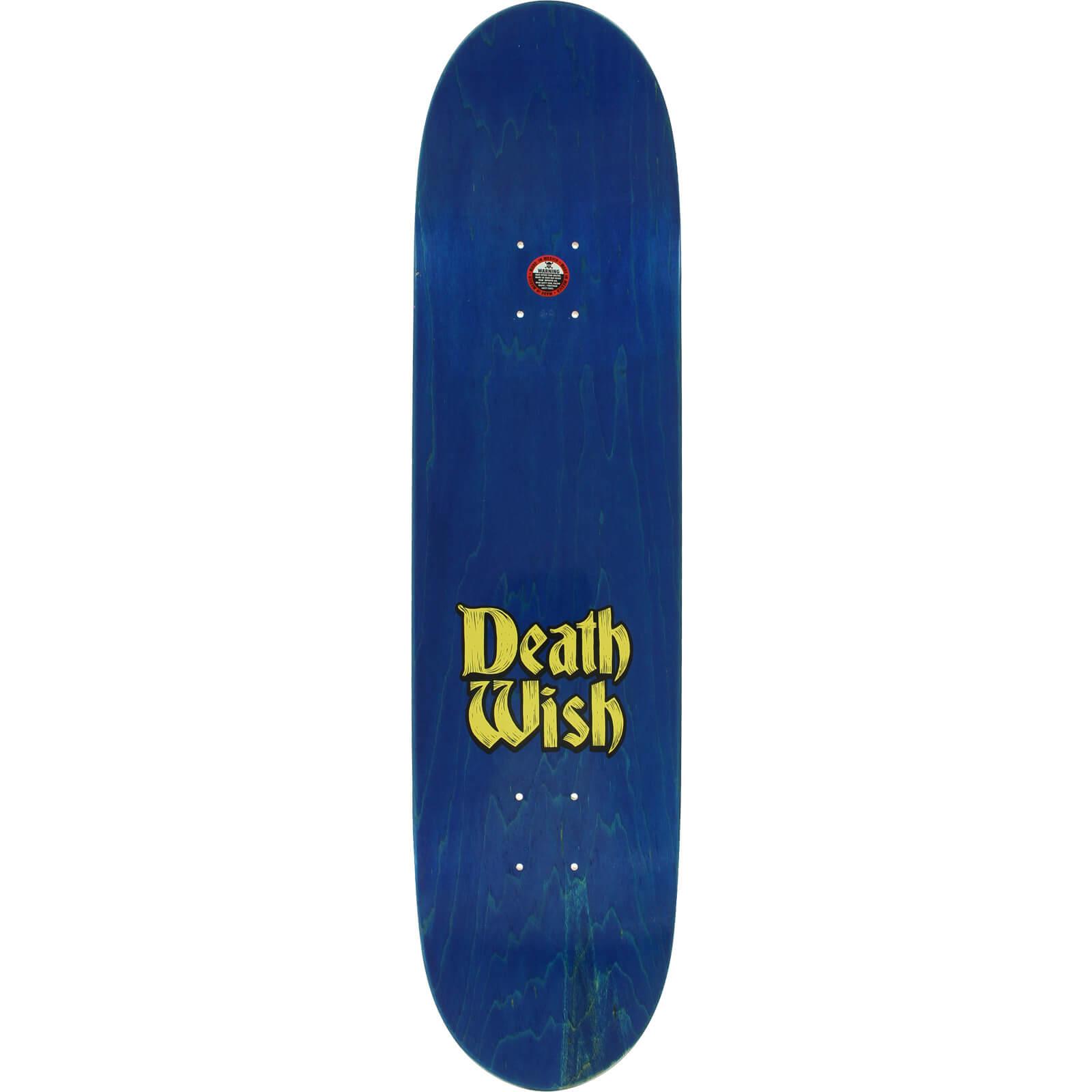 Deathwish Skateboards Jon Dickson Story Time Skateboard