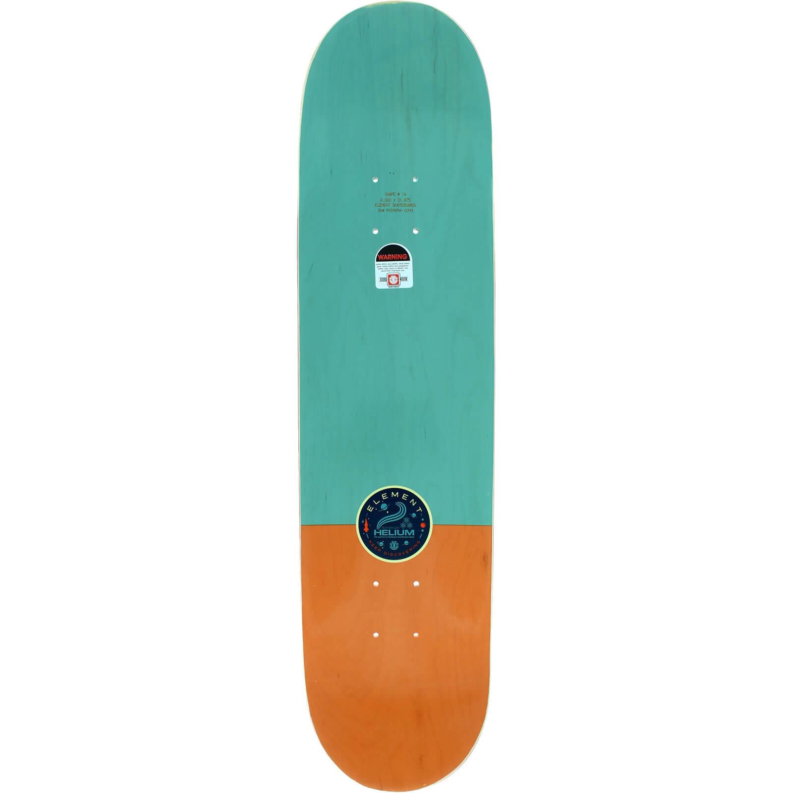 Element Skateboards Nyjah Huston Helium Cosmonaut ...