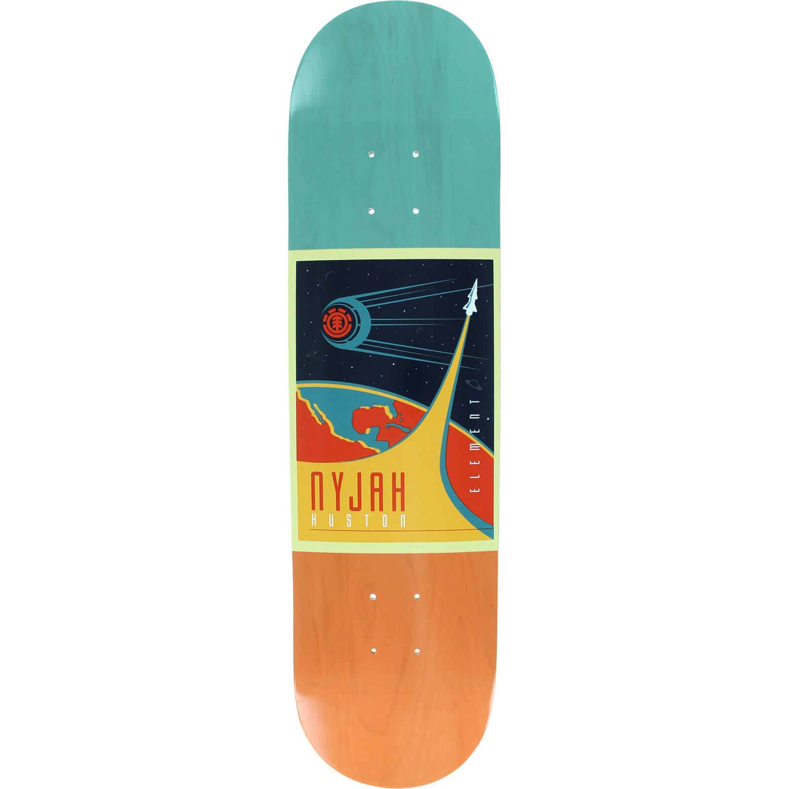 Element Skateboards Nyjah Huston Helium Cosmonaut