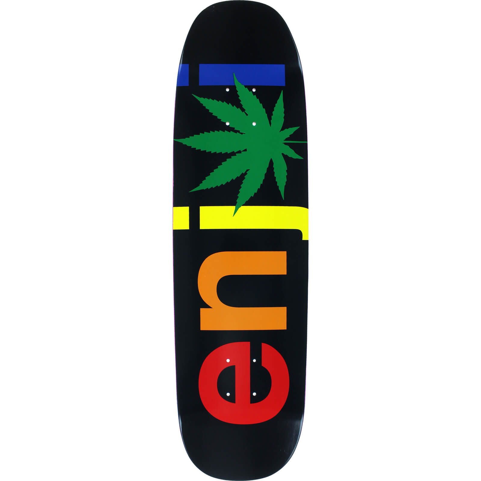 Enjoi Skateboards Resin 7 Chronic Logo Skateboard Deck - 8 ...