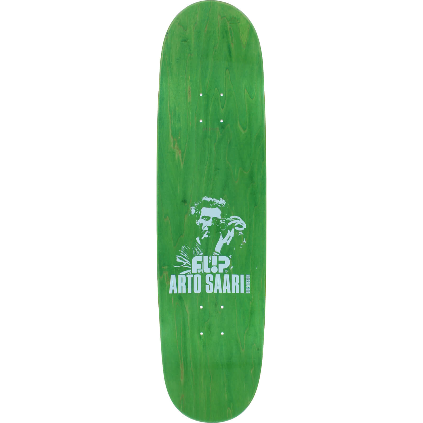 Flip Skateboards Arto Saari Side Mission Skateboard Deck