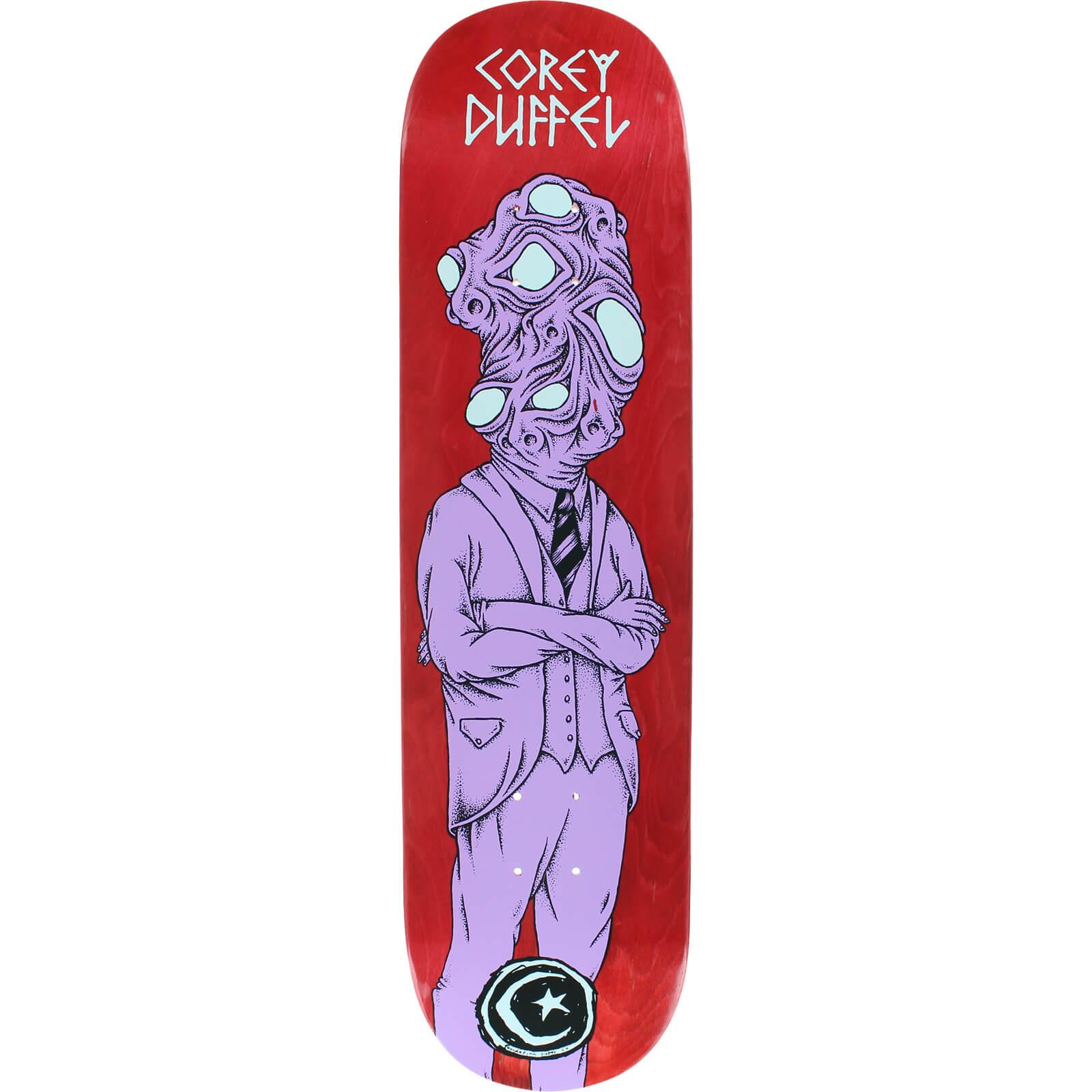 Foundation Skateboards Corey Duffel Man Beast Skateboard