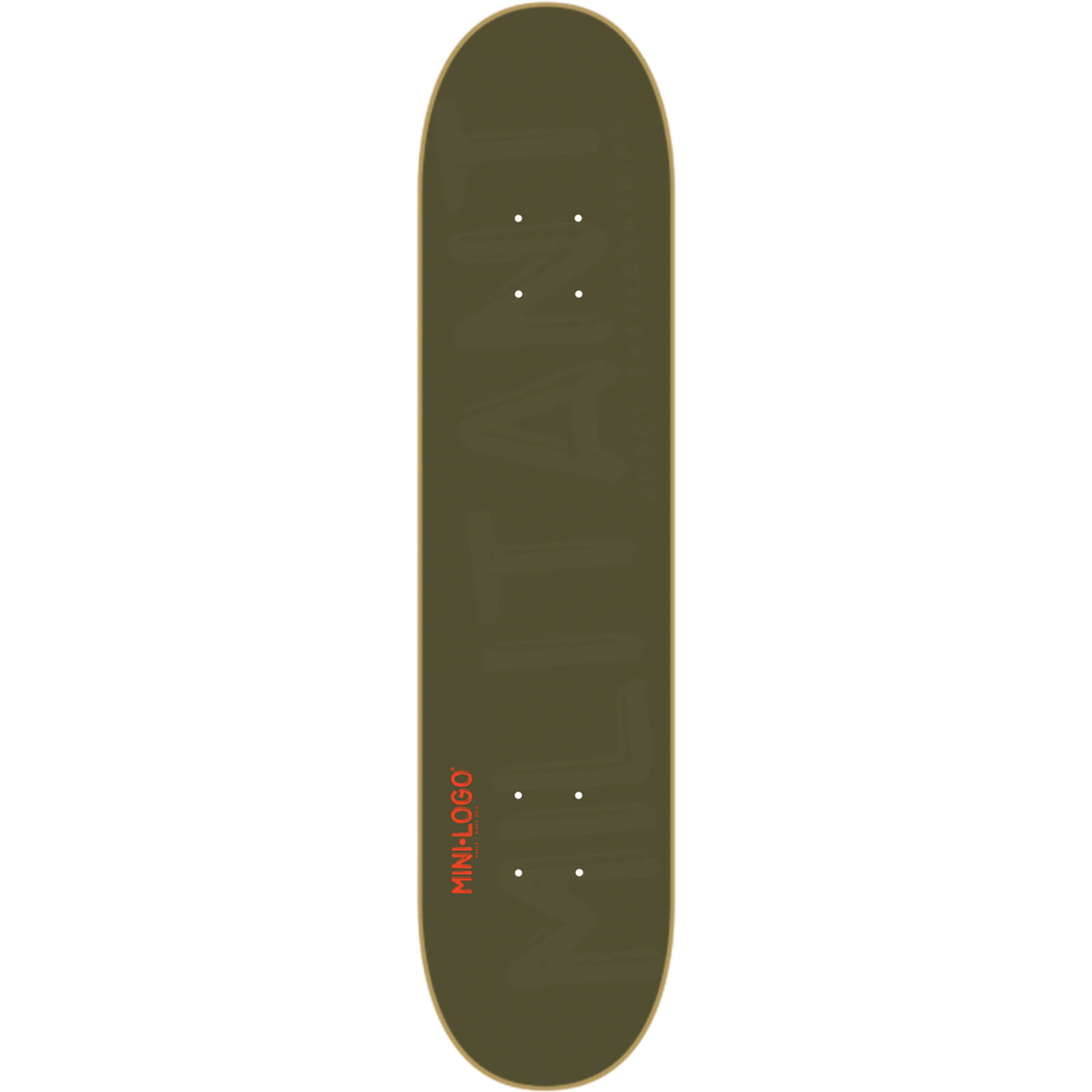 Mini Logo 181/K15 Deck