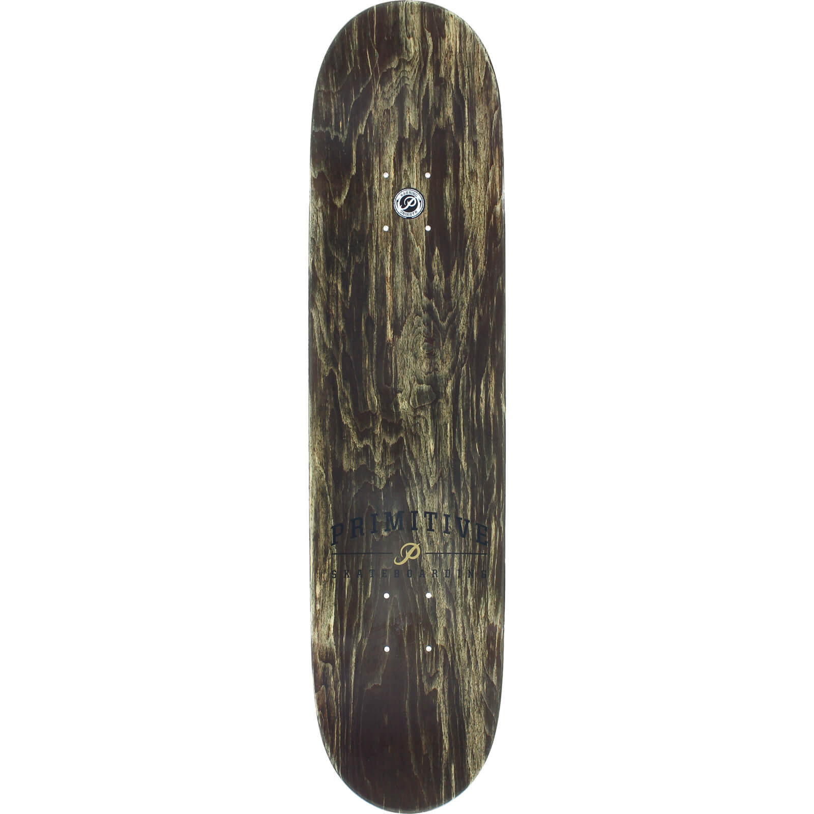 Primitive Skateboarding Classic P Metallic Silver