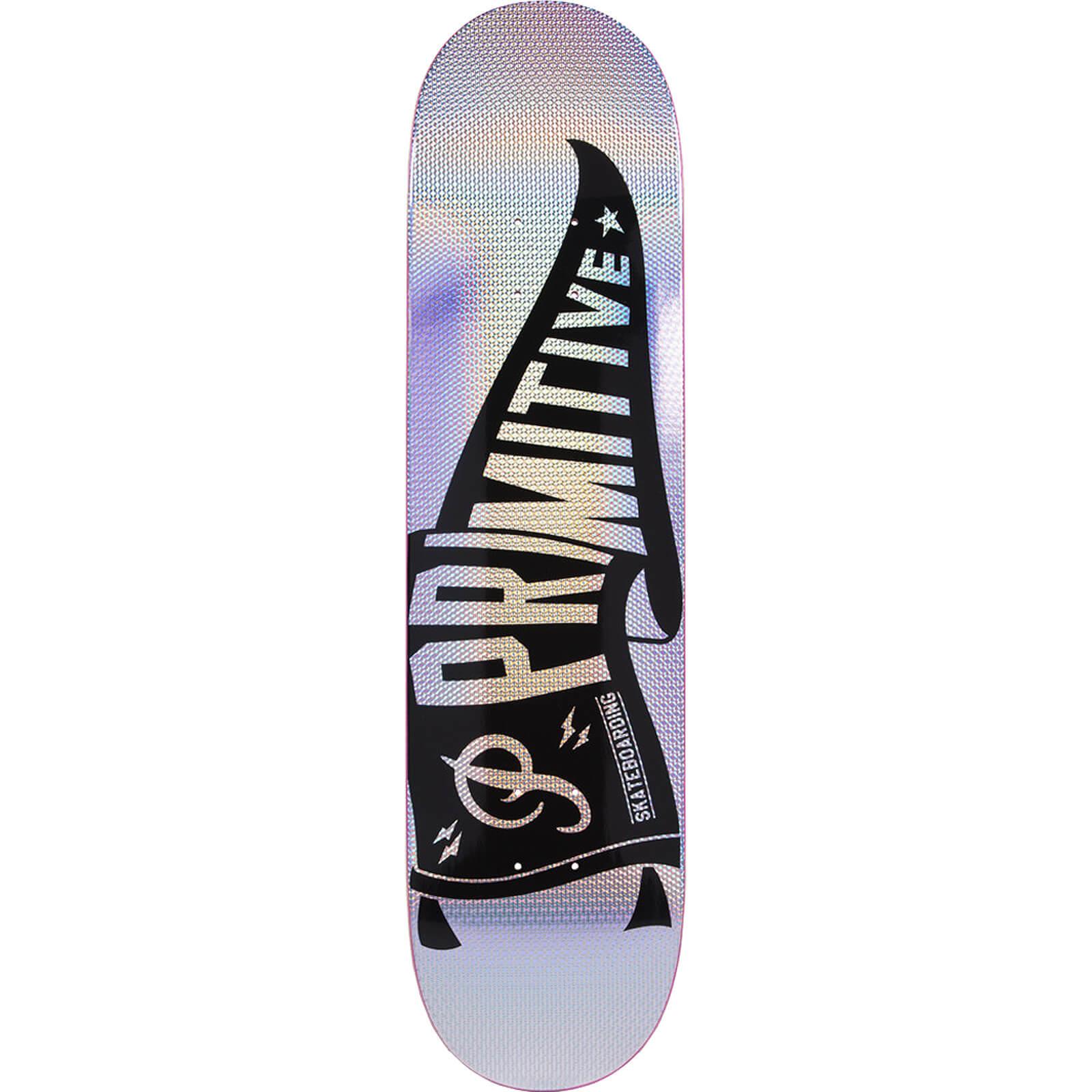 Primitive Skateboarding Pennant Prism V2 Skateboard Deck