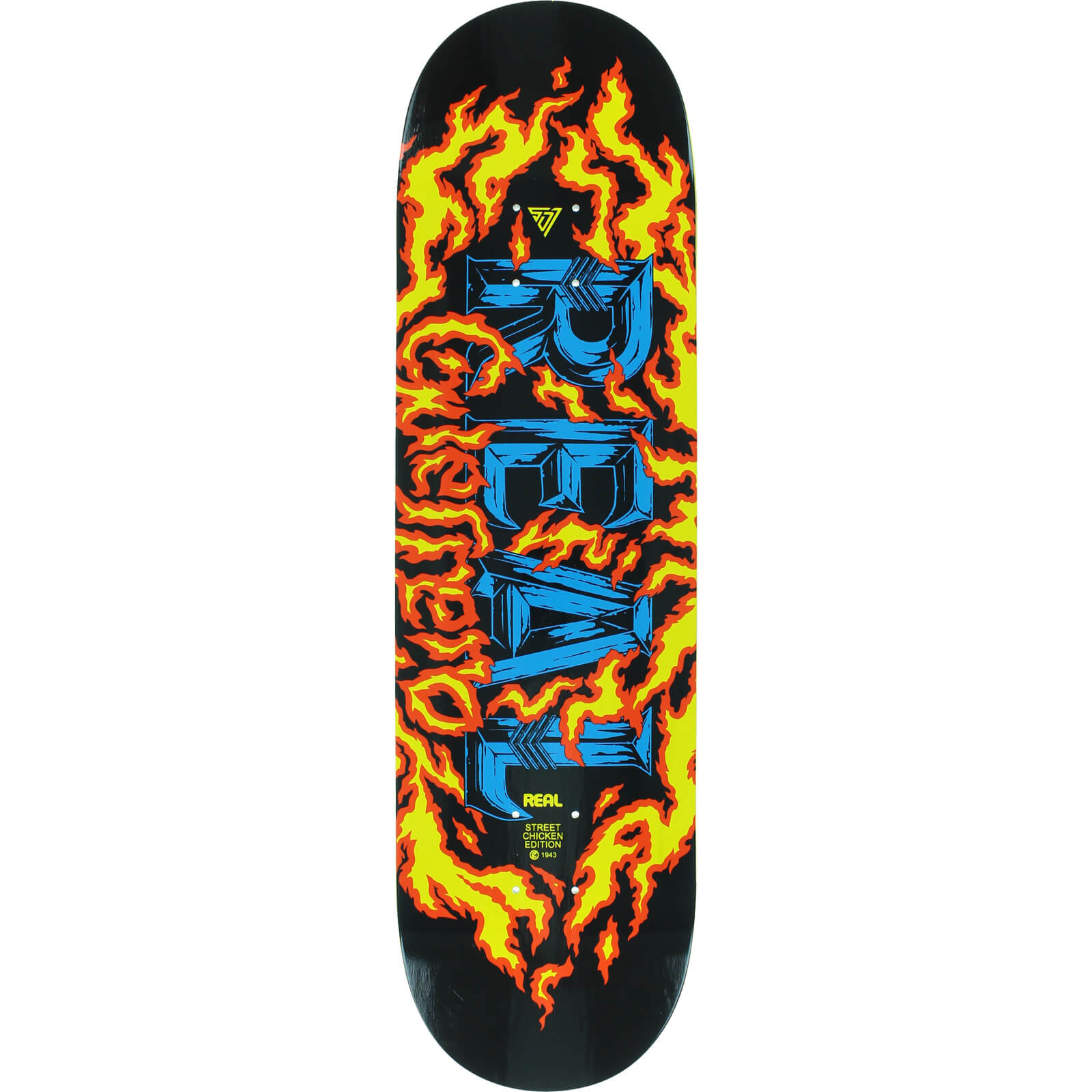 Real Skateboards Tommy Guerrero Hot Butterknife Skateboard