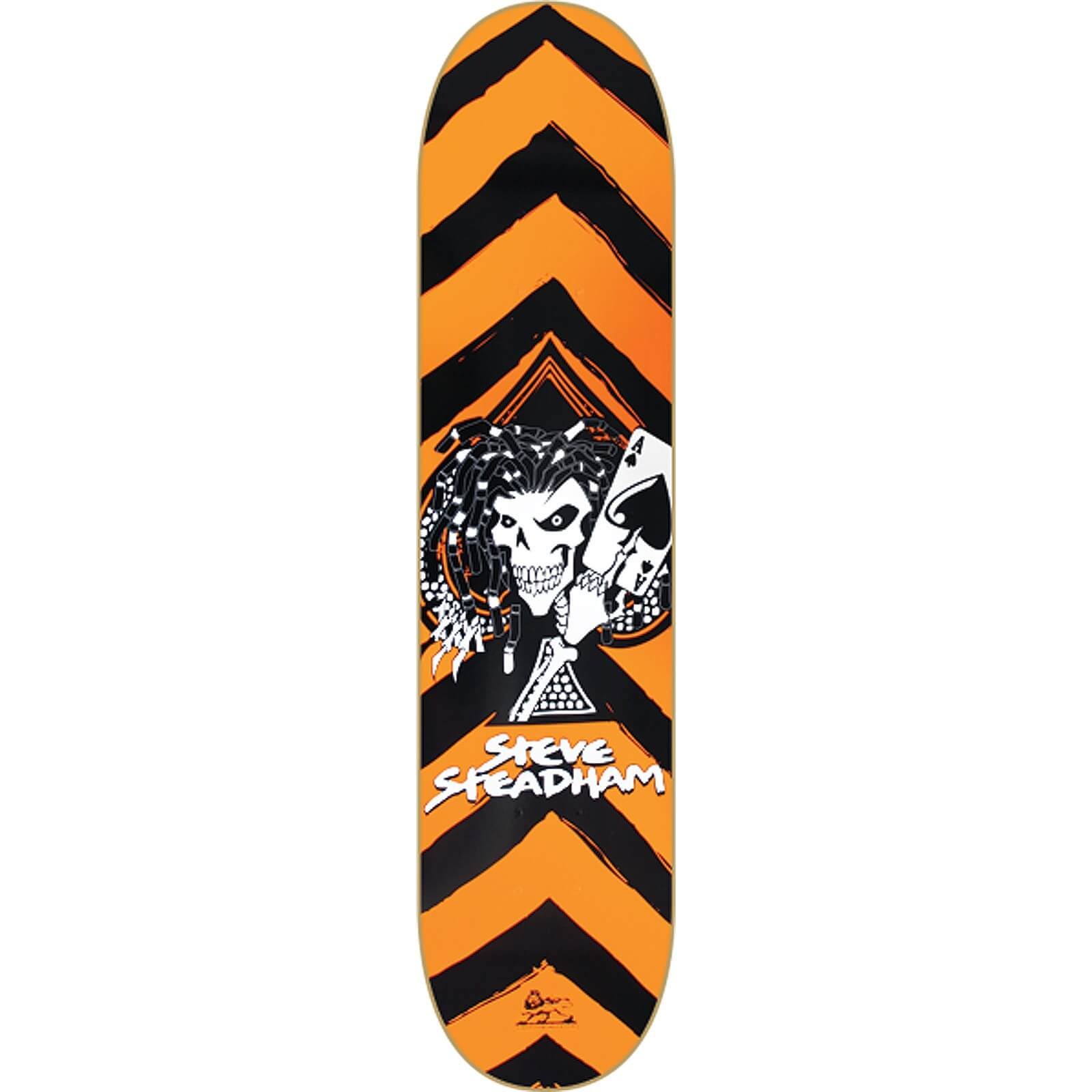 Steadham Skate New Skull Deck
