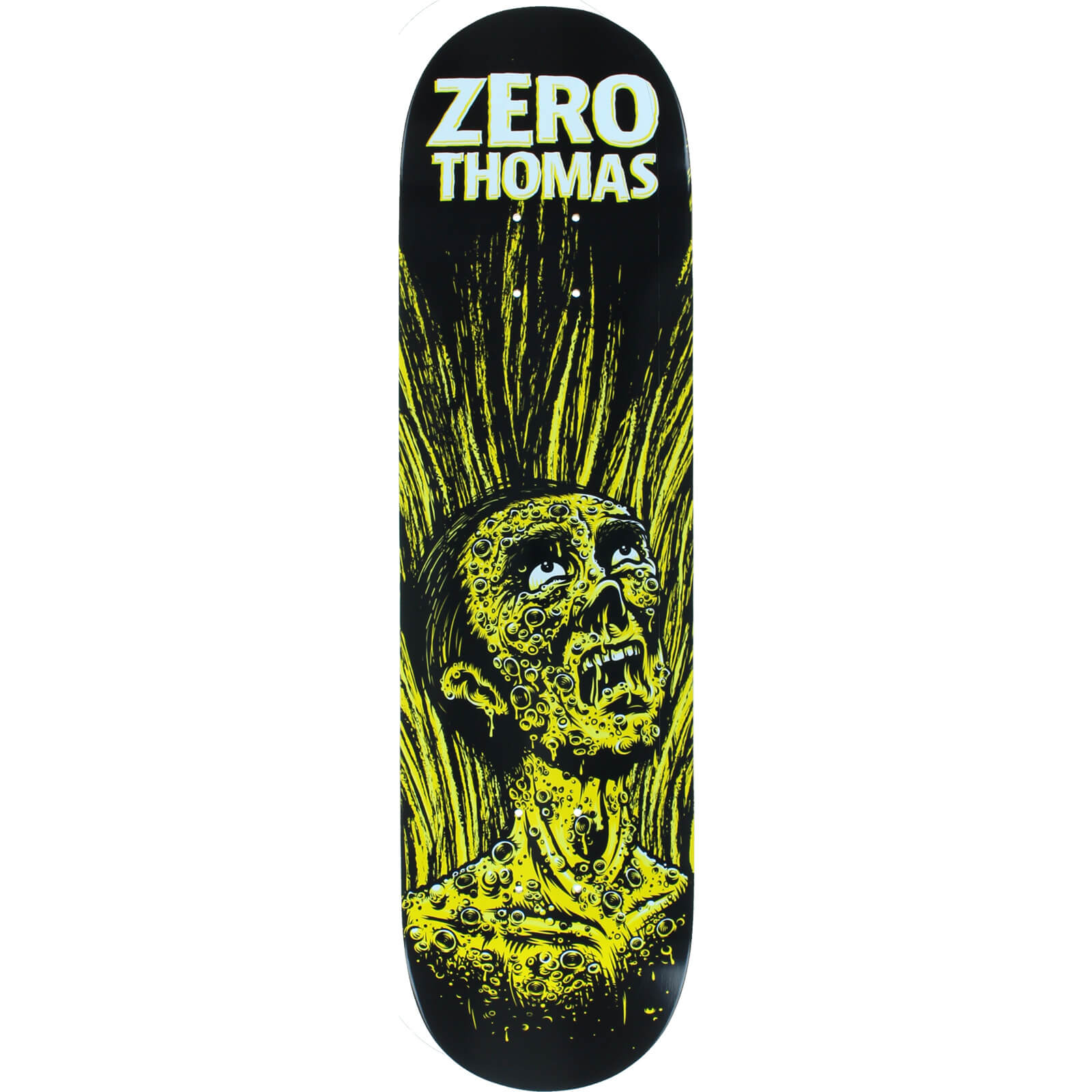 Zero Skateboards Apocalypse Deck