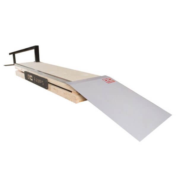 Skate Board Ramp >> Oc Ramps 6 Grind Box 6 Grind Rail And Kicker Combo Skateboard