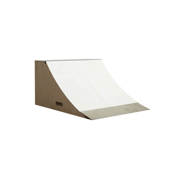 OC Ramps 3 Foot Wide Quarter Pipe Skateboard Ramp