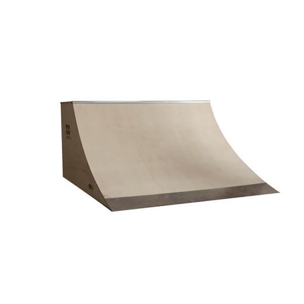 OC Ramps 8 Foot Wide Quarter Pipe Skateboard Ramp