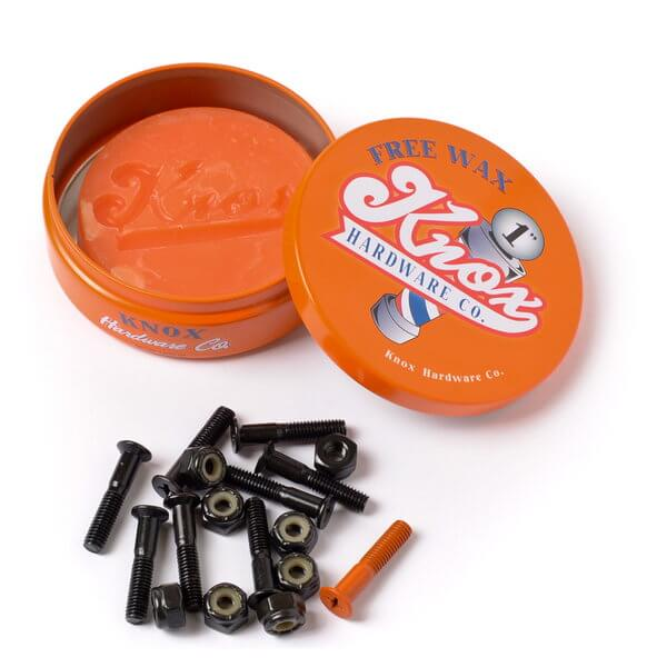 Knox Hardware Includes Wax And Tin