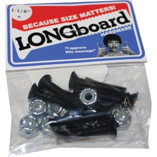 Shortys Single Longboard Hardware