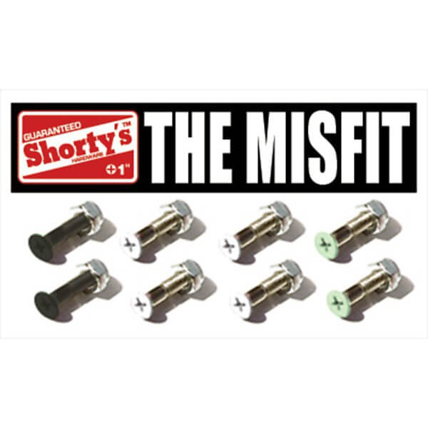 Shortys Misfit Hardware