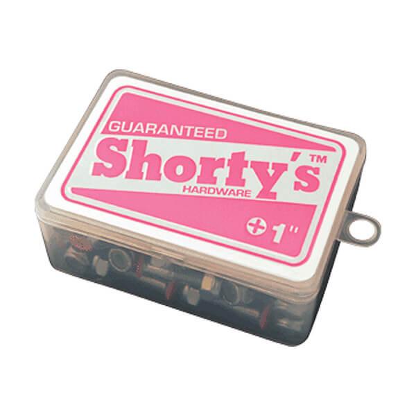 Shortys Skateboards 65 Pink Sets of Phillips Head Hardware