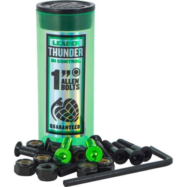 """Thunder Trucks Allen Head Green Skateboard Hardware Set - 1"""""""