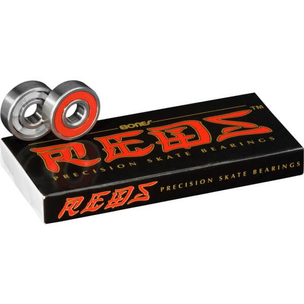 bones bearings   bones reds precision skate rated