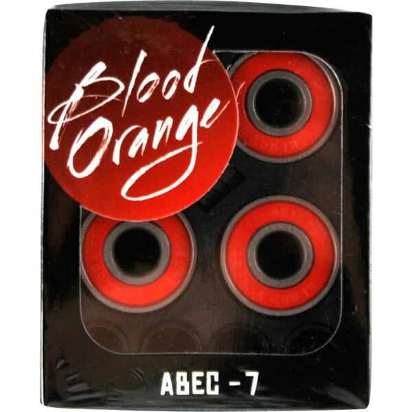 Blood Orange Bearings