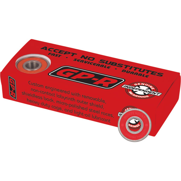 Independent GP-R ABEC 5 Skateboard Bearings