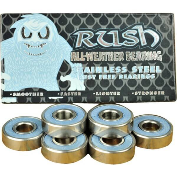 Rush All-Weather Stainless Steel Bearings