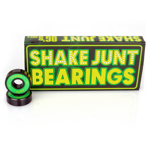 Shake Junt 8mm OG's ABEC 5 Skateboard Bearings