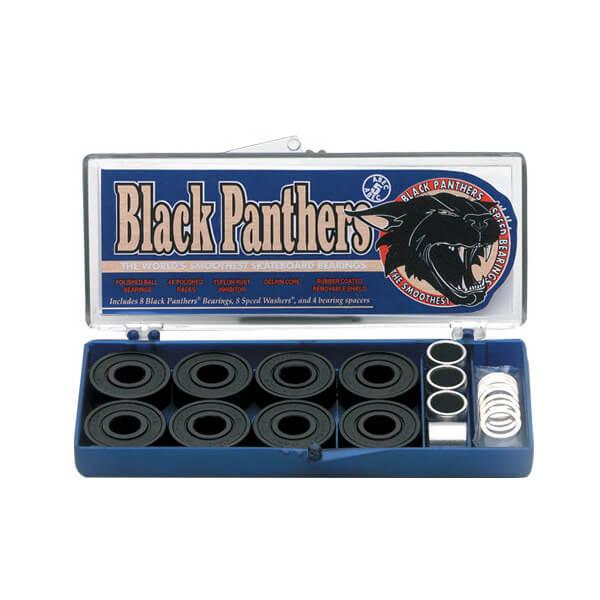 Shortys Black Panther Bearings