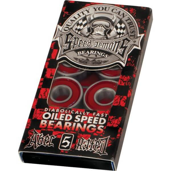 Speed Demons Bearings