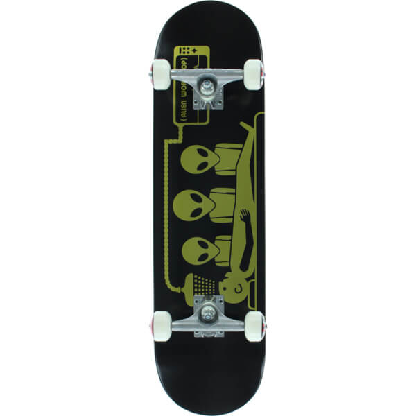 Alien Workshop Abduction Complete Skateboard - 8.12 x 31 ...