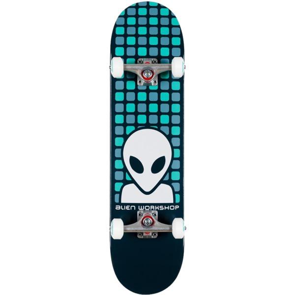 """Alien Workshop Matrix Teal Complete Skateboard - 8"""" x 31.625"""""""