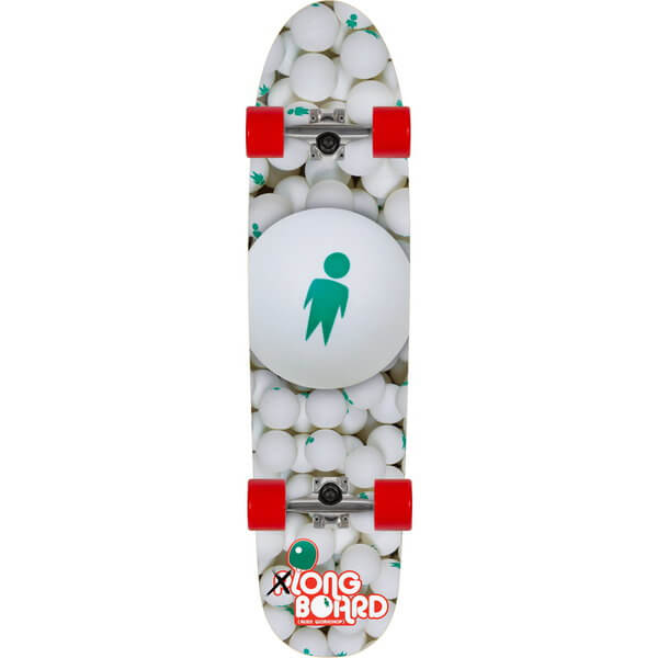 Alien Workshop Pong Pusher Complete Longboard Skateboard
