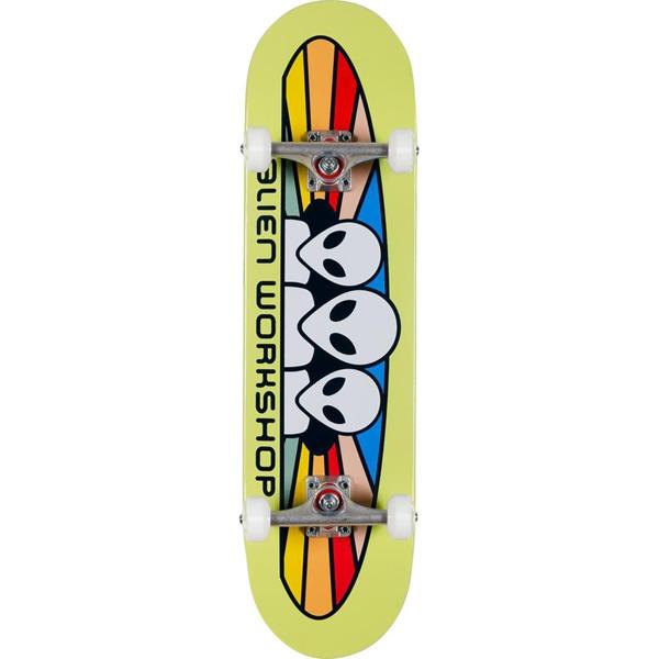 """Alien Workshop Spectrum Green Complete Skateboard - 8.25"""" x 31.625"""""""