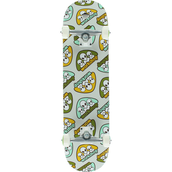 "Alien Workshop Triad Mini Complete Skateboard - 7.25"" x 31.25"""