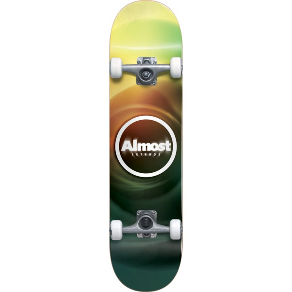 "Almost Skateboards Blur Complete Skateboard Resin-7 - 7.75"" x 31.2"""